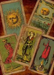 the deck of the the most unique vintage looking