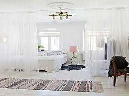 curtain room dividers decoration home design ideas
