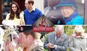 the royal family s most memorable moments of 2015 royal news