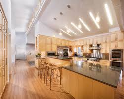 cathedral ceiling kitchen lighting ideas vaulted ceiling lighting houzz