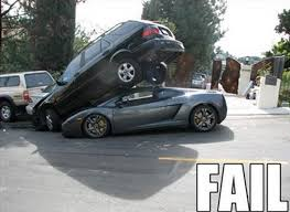10 of the most embarrassing supercar fails wheels cars and car