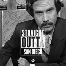 San Diego Meme - straight outta san diego memes and comics
