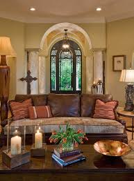 Mediterranean Decor Living Room by Superb Candle Pillars Holders Decorating Ideas Images In Living