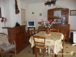 Landes Dining Room Villa In Mimizan Plage Rentals Landes Available For 4