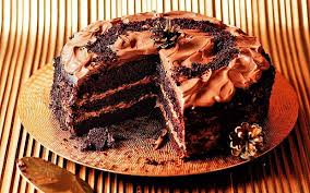 chocolate blackout cake recipe telegraph