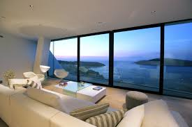 modern nice floor plan for houses with a sea view ideas fandung