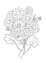100 flower bouquet drawing how to draw a bunch of flowers