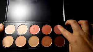 color concealer bh cosmetics 10 color palette camouflage concealer review youtube