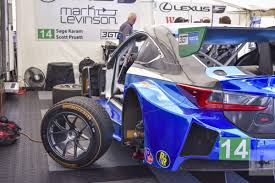 youtube lexus rc f sport stripped down and tuned up the race ready rc f gt3 is a wolf in