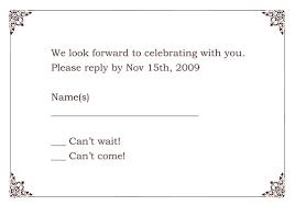 free wedding rsvp template printable wedding rsvp templates