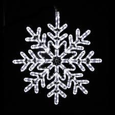 shop lighting specialists 24 in snowflake outdoor