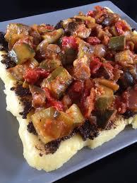 cuisiner la ratatouille tarte polenta tapenade ratatouille et sa cuisine