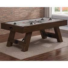 Air Hockey Coffee Table Hockey Table By American Heritage Room 390026