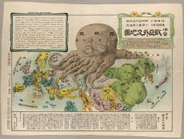 Old Europe Map by Europe Satirical Maps Zoom Maps