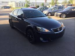 lexus is 250 dimensions 2008 used 2008 lexus is 250 for sale toronto on