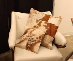Cowhide Upholstery Hair On Hide Is A Trending Finish For Furniture