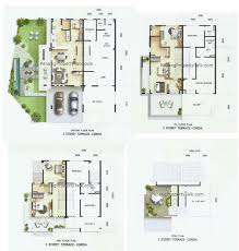 Foresta Floor Plan Setia Greens Penang Property Talk