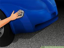 how to remove rust from a car with pictures wikihow