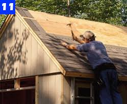 How To Build A Small Backyard Storage Shed how to build a shed colonial storage shed plans