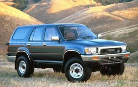 toyota 4runner model years used 1990 toyota 4runner for sale pricing features edmunds