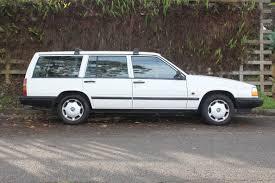 volvo wagon file 1993 volvo 940 gl station wagon 22252519691 jpg wikimedia
