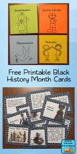 Mary Mcleod Bethune Worksheets 23 Best February Is The Black History Month Images On Pinterest