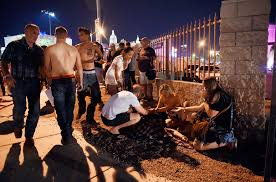 las vegas shooting eyewitnesses share firsthand accounts from