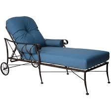 Outdoor Chaise Lounges Outdoor Chaise Lounges 8 Great Designs Artisan Crafted Iron