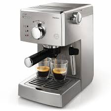 philips saeco poemia manual espresso machine stainless steel