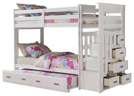 Scoop Bunk Bed Modern White Bunk Beds With Storage Inside Bed Best Ideas Website