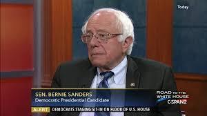 bernie sanders discusses presidential campaign jun 22 2016