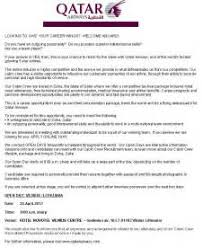Cabin Crew Resume Example by Example Of Resume Cabin Crew