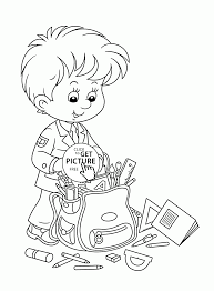 back to supplies coloring pages 6 nice coloring pages for