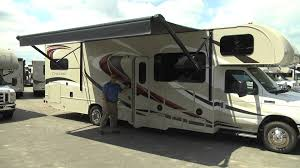 Coachman Awning Class C Motorhome Awning Setup Youtube