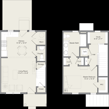 floor plans merwick stanworth faculty housing princeton nj