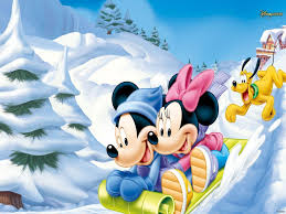 mickey mouse thanksgiving wallpaper disney winter wallpapers wallpaper cave