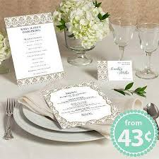 cheap wedding ceremony programs cheap wedding programs find wedding programs deals on line at
