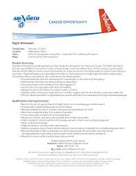 Resume For Airline Jobs by Awesome Collection Of Resume Sample Flight Attendant For Your