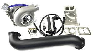 Dodge Ram Cummins Turbo Upgrade - complete turbo kits turbochargers fleece performance engineering