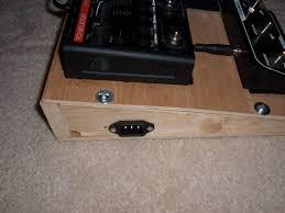 diy pedal board u2026 branch on maybe