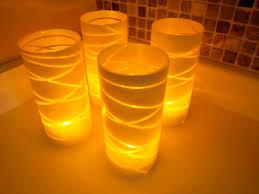 Dollar Cylinder Vases Dollar Store Glass Vase Christmas Luminaries Tutorial U2013 Six