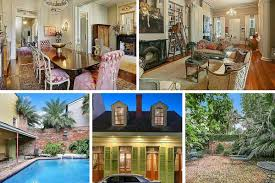 Gorgeous Homes Interior Design 6 Gorgeous Grand French Quarter Homes On The Market Curbed New