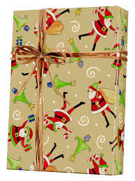 christmas kraft wrapping paper the before christmas kraft