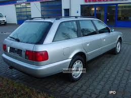 audi a6 1995 1995 audi a6 avant 2 6 quattro automatic related infomation