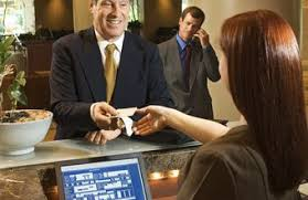 Qualities Of A Front Desk Officer Steps To Become A Hotel Front Office Manager Chron