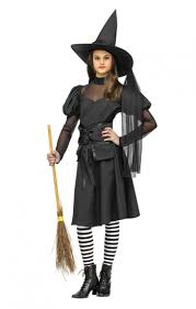 Halloween Costume Wicked Teen Costume Classic Witch Costume Teenager
