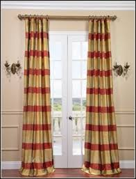 Brown Gingham Curtains Yellow Plaid Curtains Foter