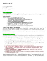 Resume Skills Section Sample by Resume Skills Section Free Cv Template To Download To Word