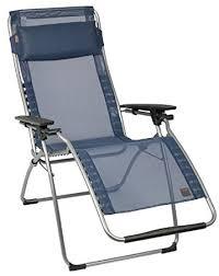 Cheap Zero Gravity Chair Amazon Com Lafuma Futura Zero Gravity Chair Grey Steel Frame