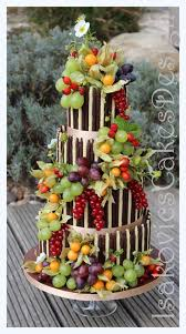 wedding cake no fondant country wedding cake no fondant just chocolate and fruit